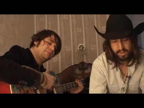 Joseph Arthur & Jeff Klein - Motorcade live Austin Motel Session 2010
