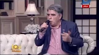 العاشرة مساء| الفنان محمود الجندى يغنى الحشاشين لسيد درويش