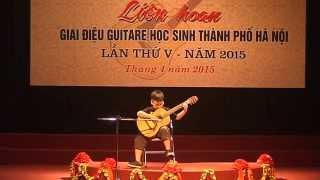 khóa học guitar quận TÂY HỒ 0946836968