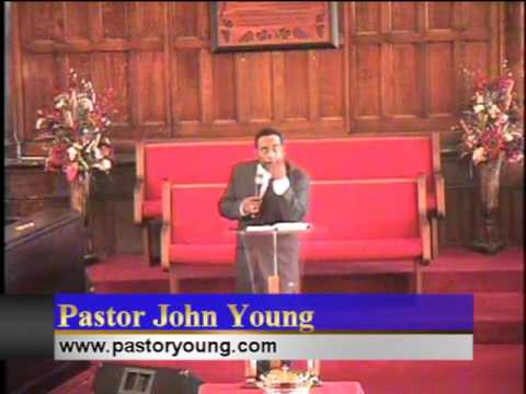 Pastor John Young -  Love Me In A Special Way
