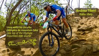 Aquece Rio Mountain Bike - Full Lap