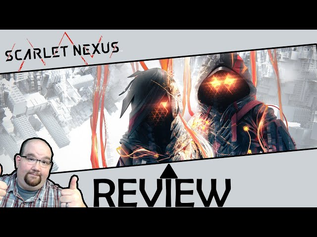 Scarlet Nexus Review   Don't sleep on this game!   DrLevelUp