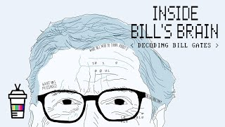 Netflix's Inside Bill's Brain: Dec๐ding Bill Gates - Intro Title Sequence