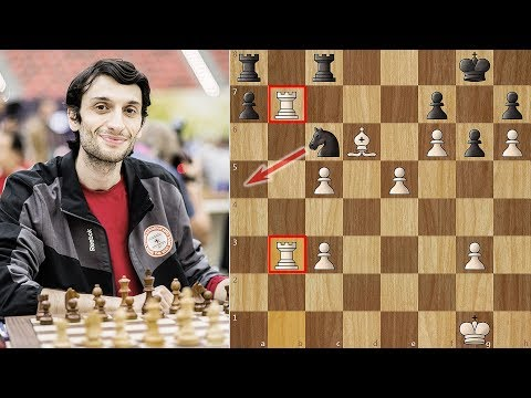 Wizard Jobava Baadur vs The Gentleman Nigel Short