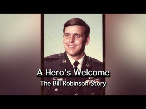 A Hero's Welcome: The Bill Robinson Story