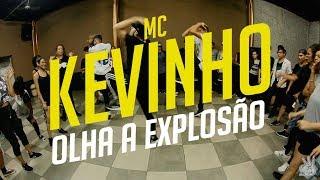 Baixar MC Kevinho - Olha a Explosão Coreografia   Broop'Z (Parte 1)