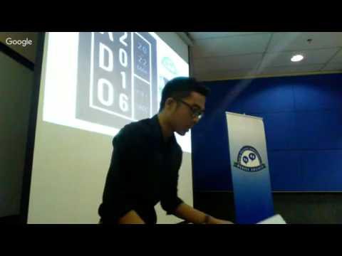 APU Debate Open 2016 - Semifinal - Room 1
