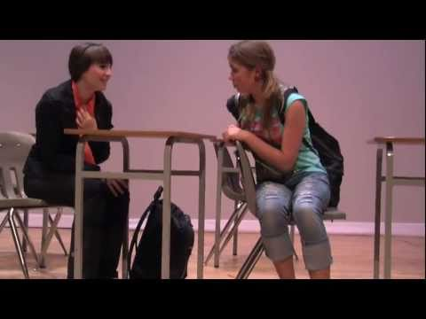The classroom - Young Actors Project