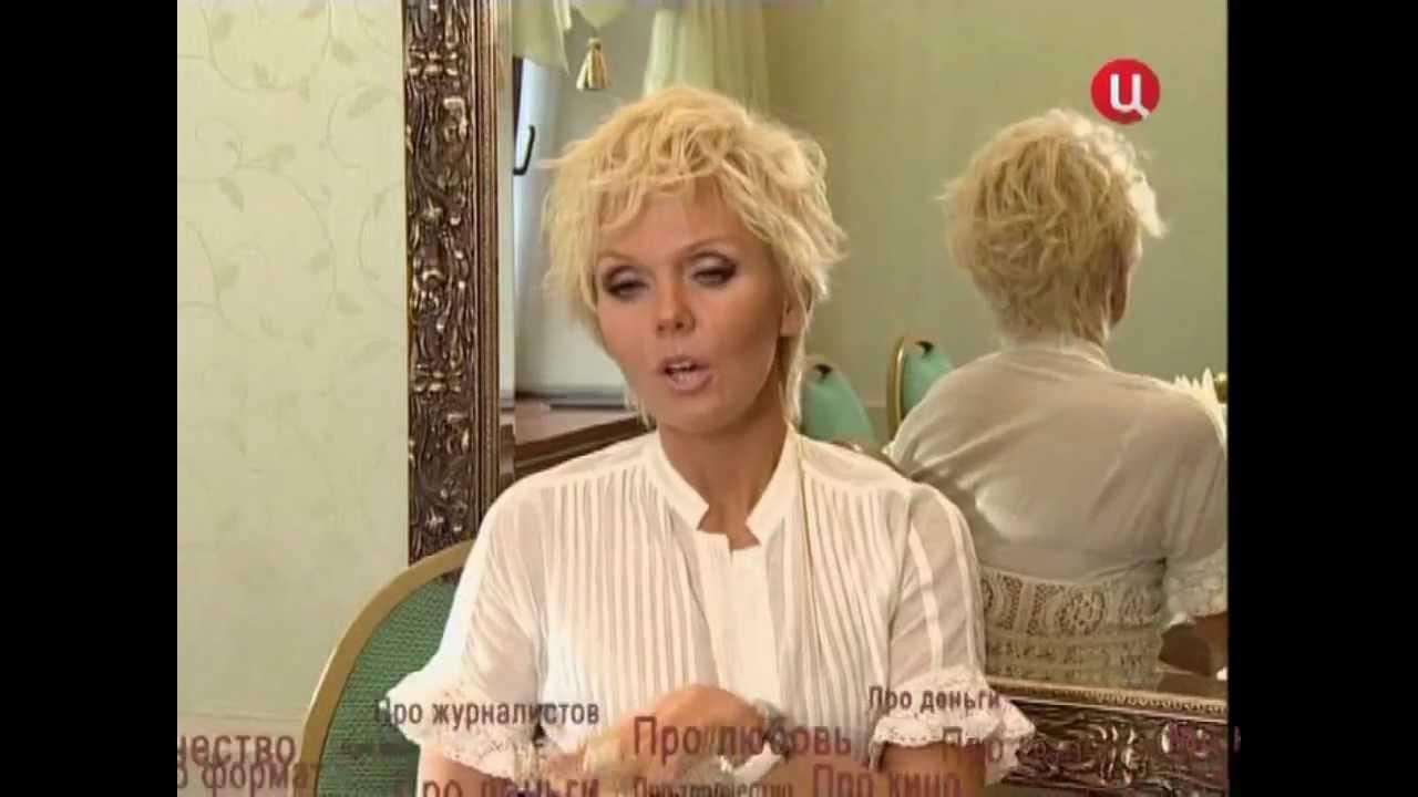 """ВАЛЕРИЯ о Игоре Чапурине. Временно доступен """"Ц"""" 2011"""