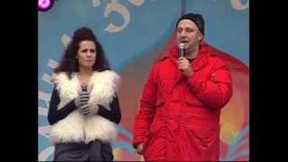 Потап и Настя - Масленица 2013, Ярославль