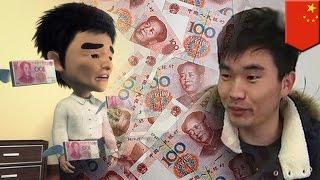 Китайцу на счёт случайно перевели 13 млрд долларов…но только на один день