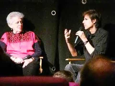 """On The Road"" Q&A with Walter Salles and Ann Charters at IFC Theatre 12-14-12"