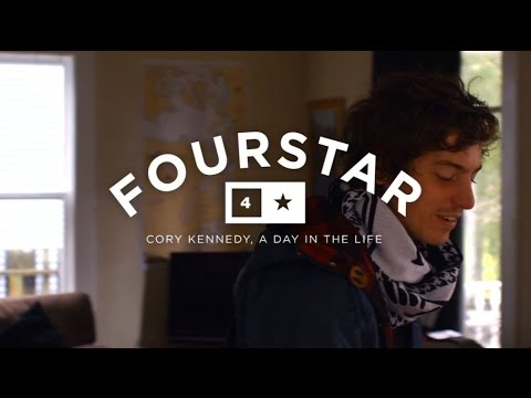 Fourstar's Day in the Life with Cory Kennedy