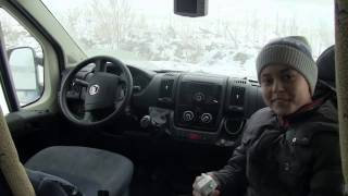 автодом на базе Фиат Дукато своими руками