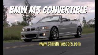 "BMW M3 Convertible E46 - ""Chris Drives Cars"" Video Test Drive"