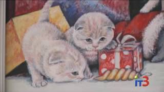 Выставка «Мальовниче різдво»