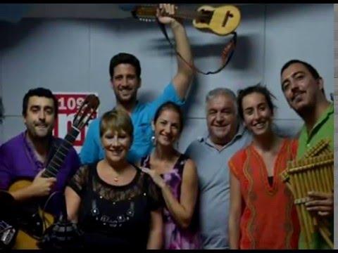 """Baila Cholita en Vivo en RADIO """"AM LIBERTAD"""" ( ROSARIO, ARGENTINA )"""