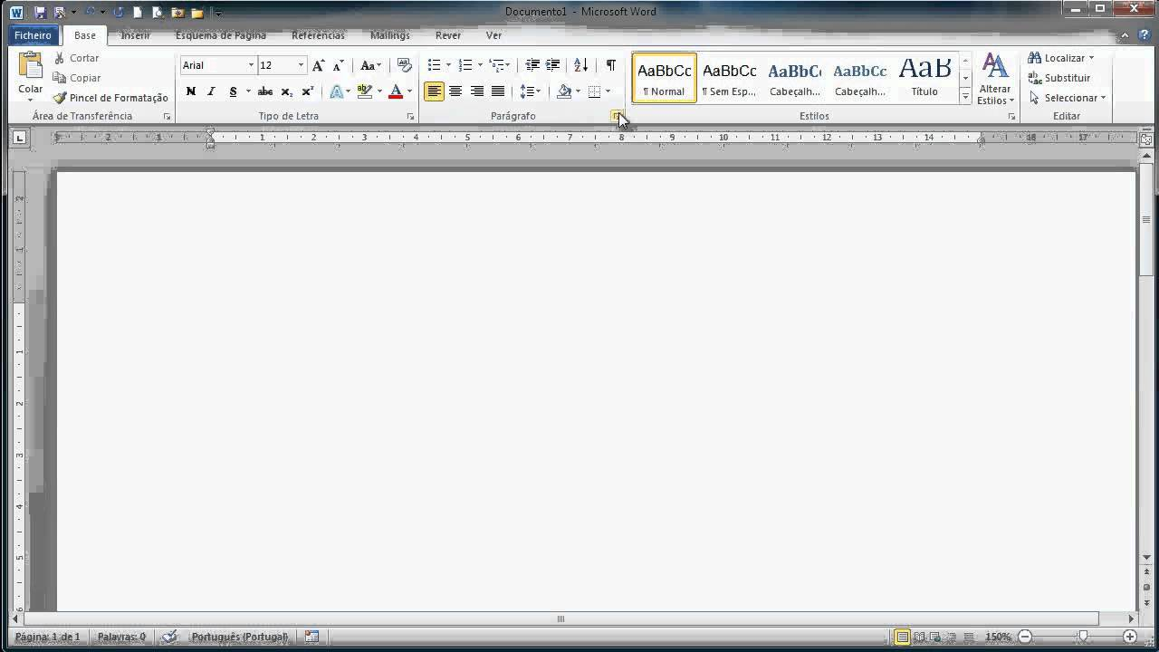 word 2010 normal template