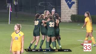 Big 12 in 60 - Baylor Soccer is on a Roll