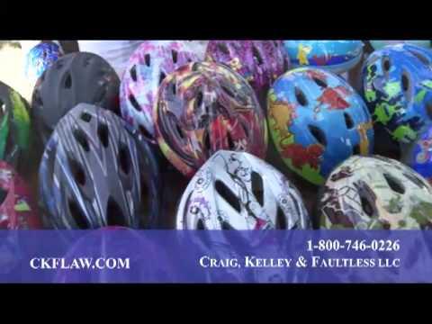 Craig, Kelley & Faultless LLC Bike Helmet Giveaway