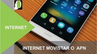 HUAWEI P8 LITE  (  Internet Movistar  Colombia O  Punto  De  Acesso   APN )