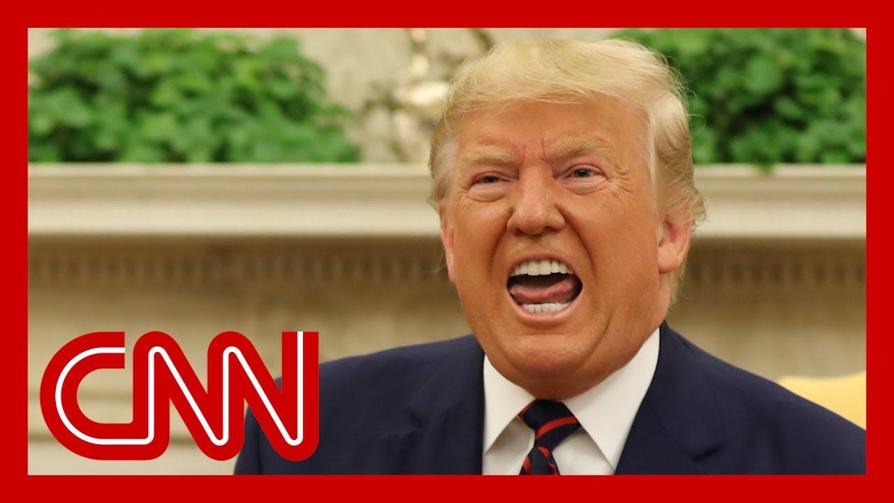 Trump goes on profanity-laced tirade amid impeachment push