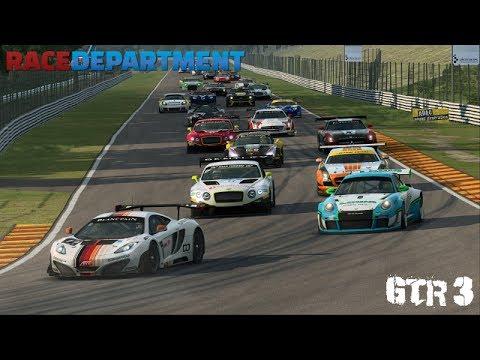 GT3's @ Mid Ohio (Club Event) // RaceRoom