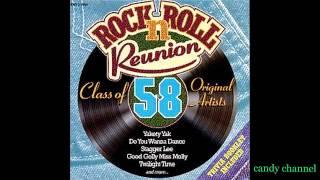 Repeat youtube video Rock N' Roll Reunion Class Of 58 - รวมเพลงร็อคแอนด์โรลเก่าๆ เพราะๆ  (Full Album)
