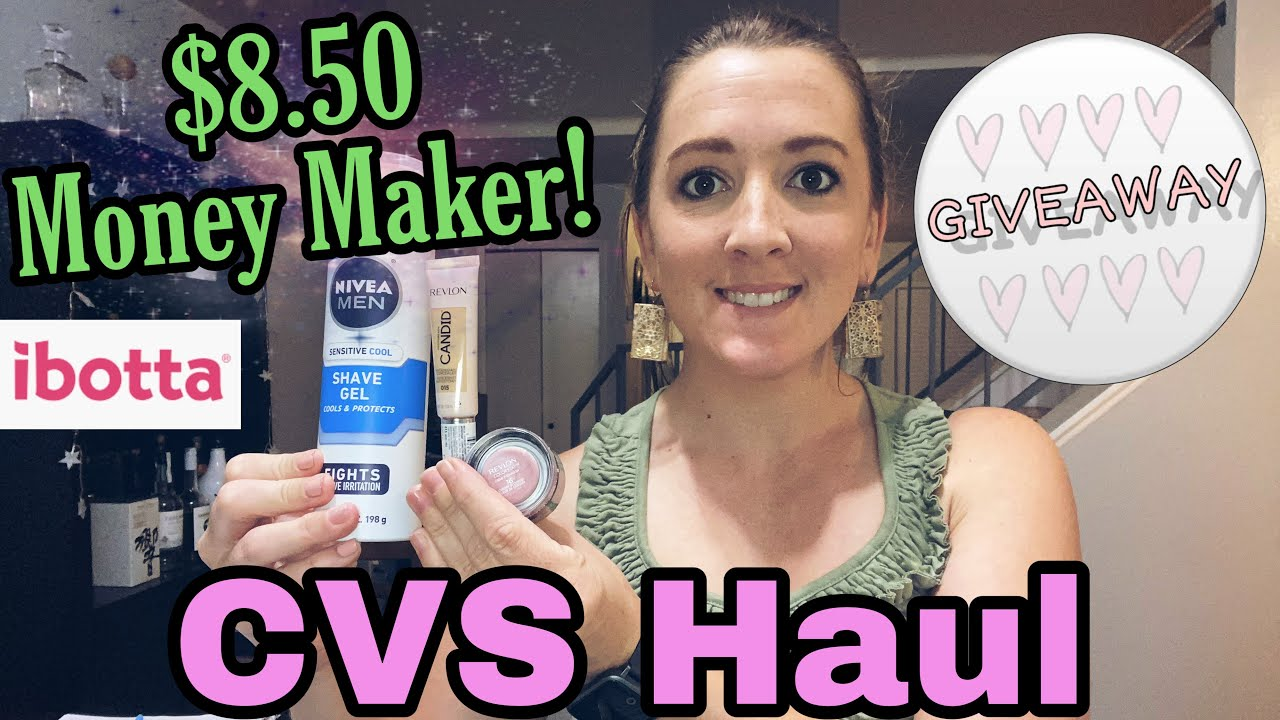 CVS Haul - Ibotta Rebates! 4/11-17/2021