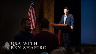 Engage CA: Ben Shapiro's Q&A Session