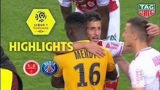 Stade de Reims - Paris Saint-Germain ( 3-1 ) - Highlights - (REIMS - PARIS) / 2018-19