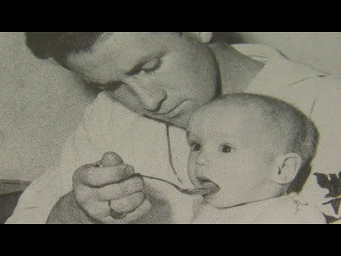 Keith and Tony - Good News: Navy Vet Reunites With Baby He Saved During Korean War