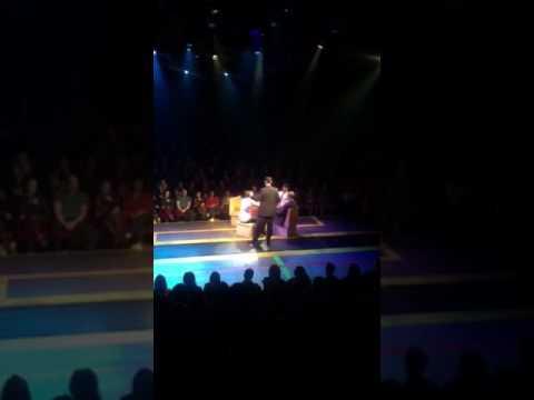 "Adam Bashian- ""Wingman"" In Transit, Broadway, Circle in the Square theater"
