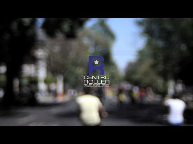 Comercial CentroRoller 2013