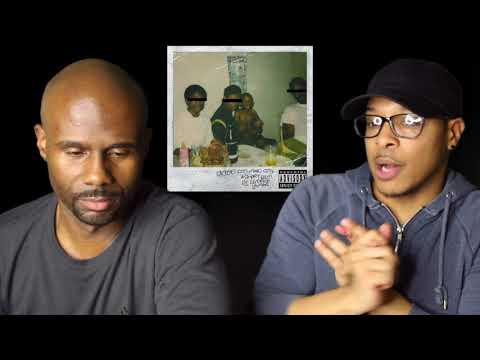 Kendrick Lamar - Sing About Me (REVIEW!!!)