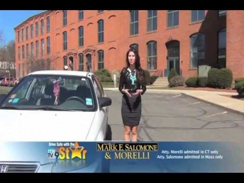 Wet Driving Condition Car Accidents in New London Connecticut, Personal Injury Lawyers