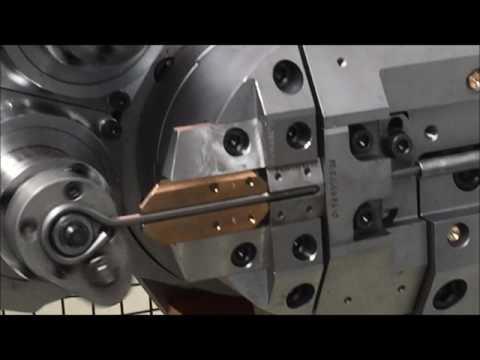 Robomac 213 Producing Refractory Anchors