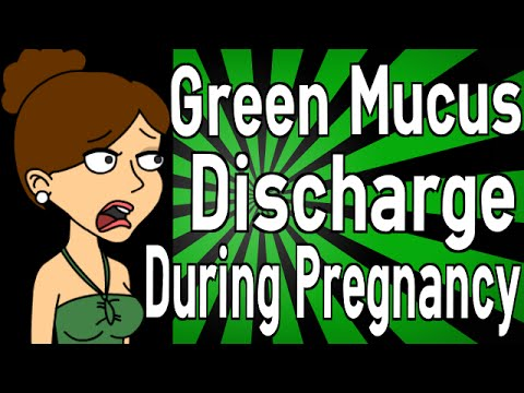 green-mucus-discharge-during-pregnancy