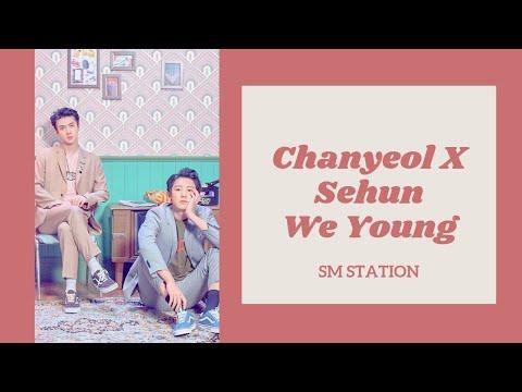Chanyeol X Sehun EXO - We Young polskie napisy  PL SUB  line distribution
