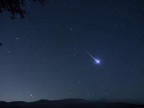 Meteore Orionidi, cosa sono e quando osservarle