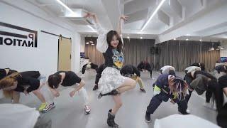 [HYUNA - Flower Shower] Dance Practice Mirrored