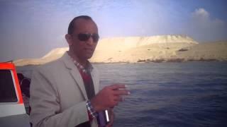 هانى عبد الرحمن رئيس تحرير قناة السويس يكشف مفاجأت بقناة السويس الجديدة