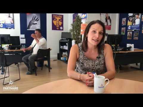 Les témoignages Partnaire - Vanessa OUALI, au sujet de la formation dans le secteur du BTP