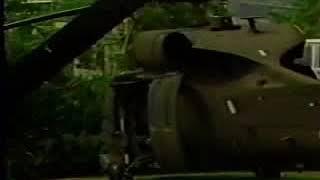 UH60 Blackhawk Emergency Landing