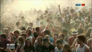 H-Blockx Move Live @ Highfield 2012 MDR SPUTNIK Festival Sommer