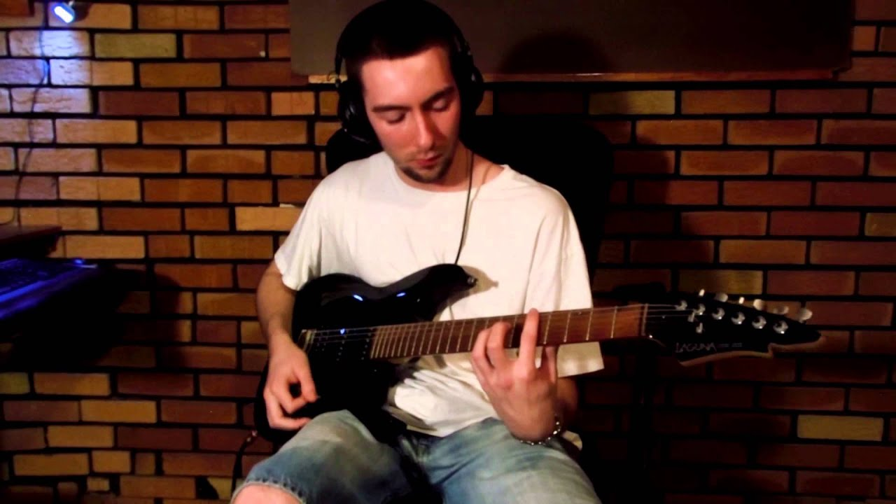 Korn Coming Undone Guitar Cover Youtube