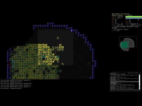 Dungeon Crawl Stone Soup 0.22 Megazigging Mummy Showcase
