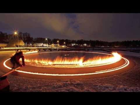 Ice Carousel - Roihuvuori