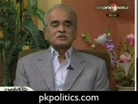 Ghulam Mustafa Khar_ 24 August 07