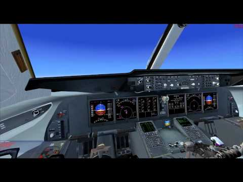 PMDG MD11, Vienna to Dusseldorf a Multi Crew Experience!